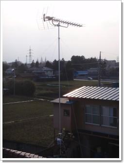 鴻巣市下谷I様 アンテナ工事完了。.JPG
