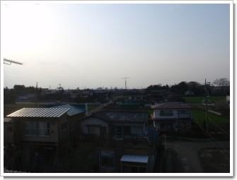 鴻巣市下谷I様 前橋局方向の景色。.JPG