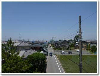 鴻巣市下忍H様 前橋局方向の景色(完了)。.JPG
