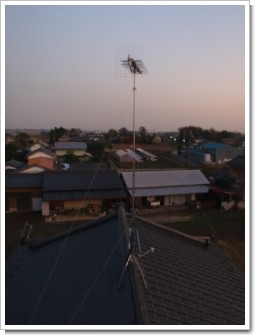 鴻巣市笠原S様 アンテナ工事完了。.JPG