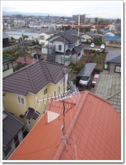 鴻巣市鎌塚S様 アンテナ工事完了。.JPG
