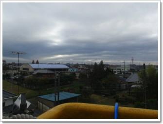 鴻巣市鎌塚S様 東京タワー方向の景色(完了)。.JPG
