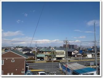鴻巣市鎌塚T様 前橋局方向の景色。.JPG