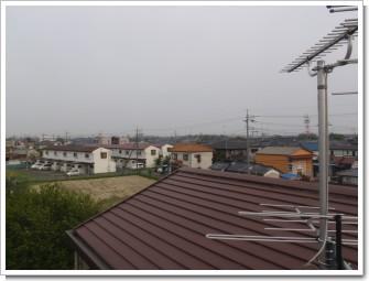 鴻巣市鎌塚T様 東京タワー方向の景色。.JPG