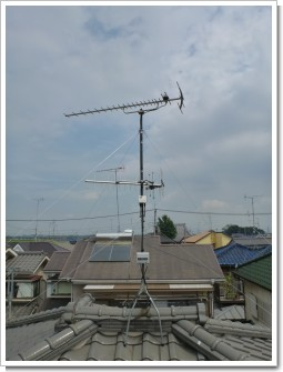 鴻巣市鎌塚Y様 アンテナ工事完了。.JPG