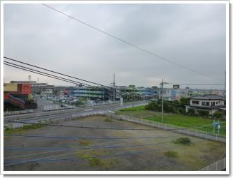 鴻巣市鎌塚Y様 児玉局方向の景色。.JPG