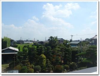 鴻巣市関新田A様 東京タワー方向の景色(完了)。.JPG