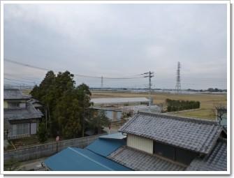 鴻巣市関新田I様 児玉局方向の景色(完了)。.JPG