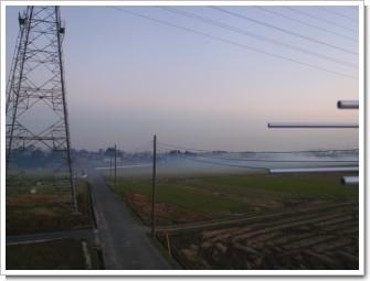 鴻巣市関新田N様 東京タワー方向の景色(完了)。.JPG