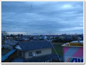鴻巣市関新田S様 東京タワー方向の景色。.JPG