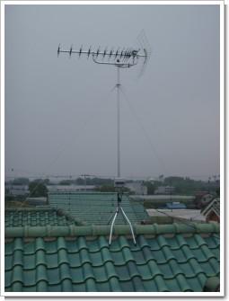 鴻巣市常光S様 アンテナ工事完了。.JPG