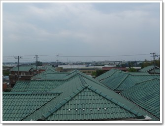 鴻巣市常光S様 東京タワー方向の景色(完了)。.JPG