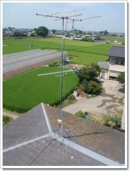 鴻巣市上会下K様 アンテナ工事完了。.JPG
