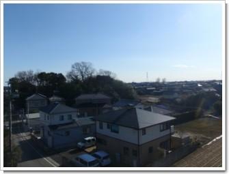 鴻巣市上会下I様 東京タワー方向の景色。.JPG
