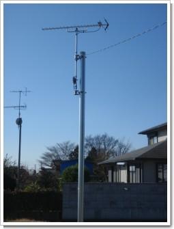 鴻巣市上会下N様 アンテナ工事完了。.JPG