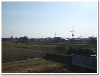 鴻巣市上会下N様 東京タワー方向の景色。.JPG