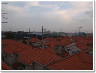 鴻巣市上生出塚S様 東京タワー方向の景色。.JPG