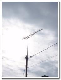 鴻巣市上谷U様 アンテナ工事完了。.JPG