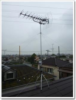 鴻巣市小松M様 アンテナ工事完了。.JPG