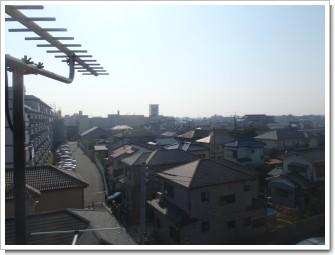 鴻巣市小松F様 東京タワー方向の景色(完了)。.JPG