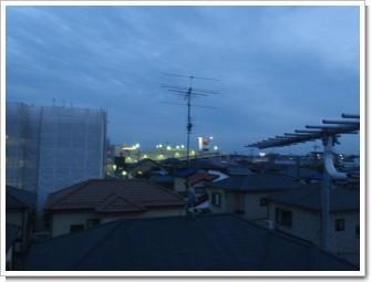鴻巣市小松F様 東京タワー方向の景色。.JPG