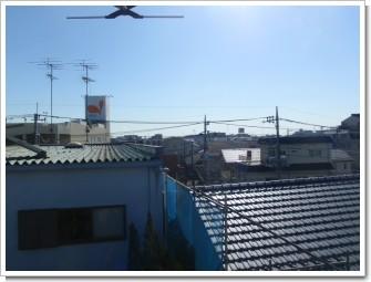 鴻巣市小松K様 東京タワー方向の景色(完了)。.JPG