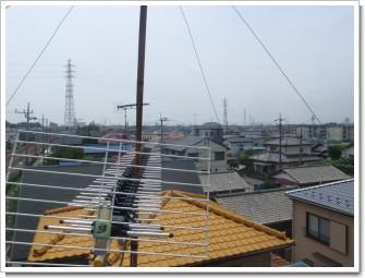 鴻巣市小松S様 東京タワー方向の景色(完了)。.JPG