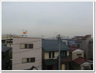 鴻巣市小松S様 東京タワー方向の景色。.JPG