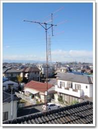 鴻巣市小松T様 アンテナ工事完了。.JPG