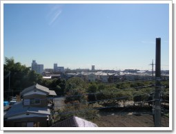 鴻巣市小松T様 東京タワー方向の景色。.JPG