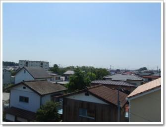 鴻巣市松原I様 東京タワー方向の景色。.JPG