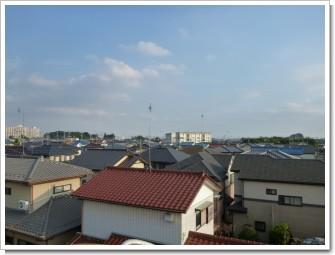 鴻巣市松原T様 東京タワー方向の景色。.JPG