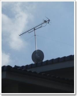 鴻巣市松原W様 アンテナ工事完了。.JPG