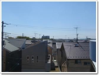 鴻巣市原馬室H様 東京タワー方向の景色。.JPG