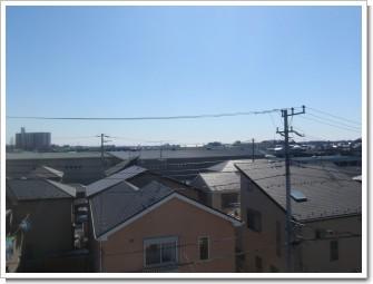 鴻巣市原馬室M様 東京タワー方向の景色(完了)。.JPG