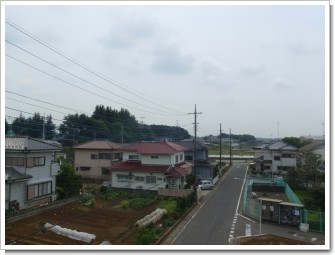 鴻巣市幸町S様 東京タワー方向の景色(完了)。.JPG