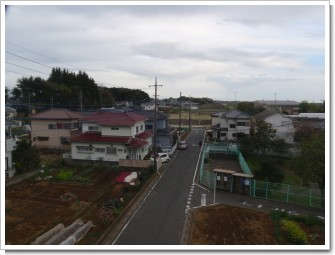 鴻巣市幸町S様 東京タワー方向の景色。.JPG