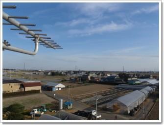 鴻巣市広田O様 東京タワー方向の景色。.JPG