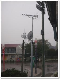 鴻巣市広田M様 アンテナ工事完了。.JPG