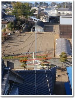 鴻巣市広田N様 アンテナ工事完了。.JPG