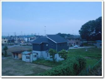 鴻巣市広田I様 東京タワー方向の景色。.JPG