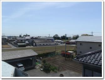 鴻巣市広田T様 東京タワー方向の景色(完了)。.JPG