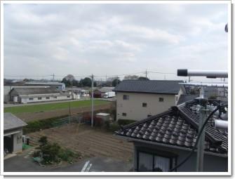 鴻巣市広田T様 東京タワー方向の景色。.JPG