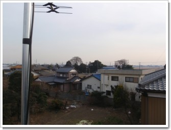 鴻巣市広田Y様 東京タワー方向の景色(完了)。.JPG