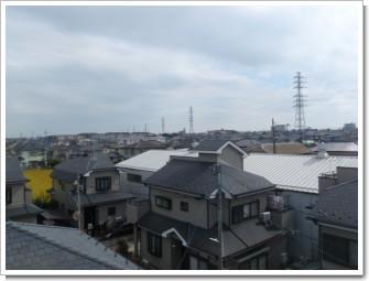 鴻巣市鴻巣W1様 東京タワー方向の景色(完了)。.JPG