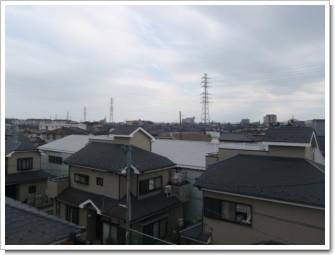 鴻巣市鴻巣W2様 東京タワー方向の景色(完了)。.JPG