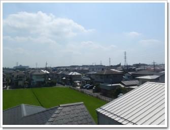 鴻巣市鴻巣W様 東京タワー方向の景色。.JPG