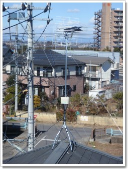 鴻巣市三ツ木I様 アンテナ工事完了。.JPG