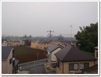 鴻巣市登戸A様 東京タワー方向の景色。.JPG