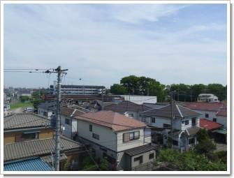 鴻巣市登戸T様 東京タワー方向の景色(完了)。.JPG